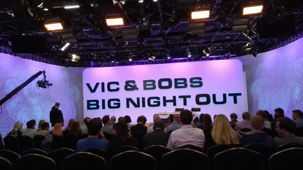 recording of Vic and Bob's Big Night Out