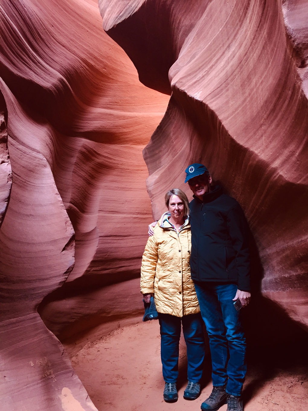 Lower Antelope Canyon Page, Arizona