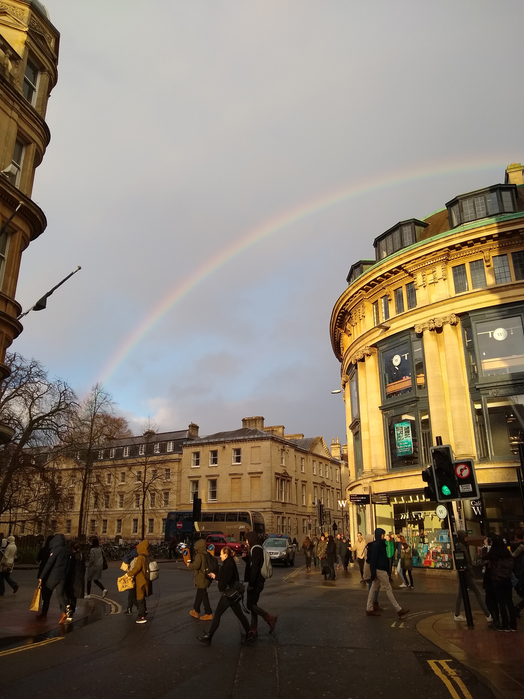 Rainbow Oxford